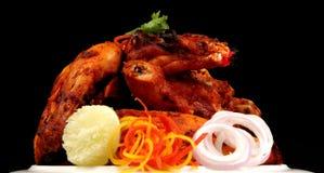 tandoori цыпленка Стоковое Фото