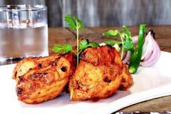 tandoori цыпленка Стоковое Изображение RF