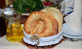 Tandoori breads Stock Images