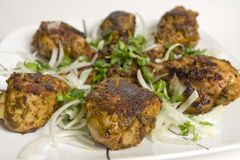Tandoori Chicken royalty free stock photo