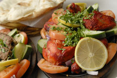 Tandoori chicken Stock Images