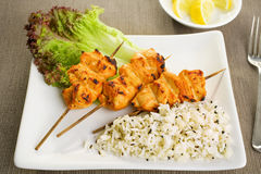 Tandoori Chicken Stock Photos