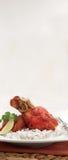 Tandoori chicken royalty free stock photo