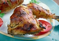 Tandoori chicken Royalty Free Stock Images