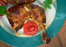 Tandoori chicken Royalty Free Stock Image