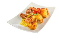 Tandoori Chicken II Royalty Free Stock Image