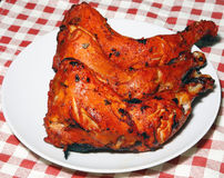 Tandoori chicken legs Stock Photo