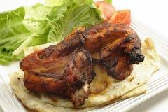 Free Tandoori Chicken Side View Stock Photography - 35011502