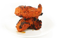 Tandoori chicken tikka Stock Photography