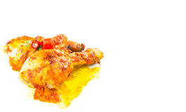 Tandoori Chicken VI Royalty Free Stock Image