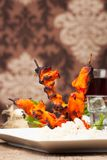 Tandoori Royalty Free Stock Photography