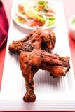 Tandoori kurczak, piec na grillu kurczaka grill lub kurczak lub Zdjęcie Stock