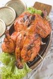 tandoori murghi еды индийское стоковые фотографии rf