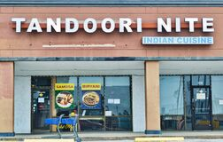 Tandoori Nite Indian restaurant in Houston, TX.