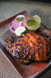 Tandoori Pomfret Fish Royalty Free Stock Photography