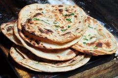Tandoori Roti imagem de stock royalty free