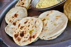 Tandoori Roti Fotos de Stock