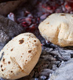 Tandoori Roti Royalty Free Stock Images