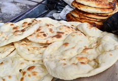 Tandoori Roti Stock Photography
