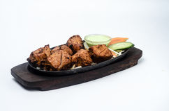 Tandoori Tikka Lamb Royalty Free Stock Images