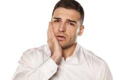 Tandpijn Stock Afbeeldingen