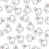 tandvärksymbol i modellstil En av smärtar samlingssymbolen kan användas för UI, UX vektor illustrationer