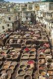 Taneery in Fez Stock Photo