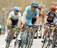 Tanel Kangert of Astana Team Stock Photography