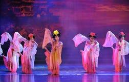 Tang Dynasty Princess Dance fotos de stock royalty free
