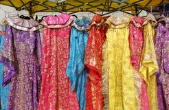Tang-Gerichtsdamen-Kleidungsausstellung, luftgetrockneter Ziegelstein rgb Stockfoto