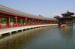 Tang Paradise Imágenes de archivo libres de regalías