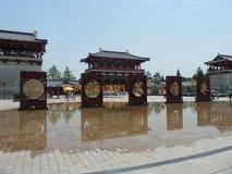  Tang Paradise d'an〠de  de xi†de la Chine Photographie stock