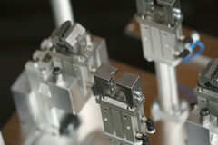 Tang van de robot Stock Foto