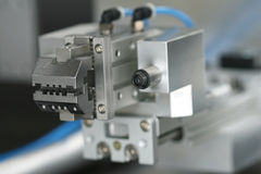 Tang van de robot Stock Afbeelding
