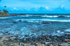Tangalla beach,Sir Lanka. Tangalla Beach,in the Sir Lanka royalty free stock image