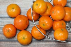 Tangarine photographie stock