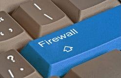 Tangent för firewall royaltyfri bild