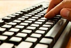 tangentbord Fotografering för Bildbyråer