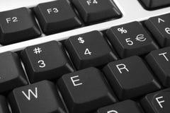 tangentbord Arkivfoto