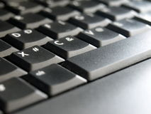 tangentbord royaltyfri fotografi