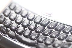 Tangentbord för celltelefon Arkivfoton