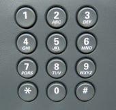 Tangentbord för IP-telefon Royaltyfri Foto
