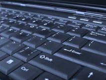 tangentbordbärbar dator Royaltyfria Foton