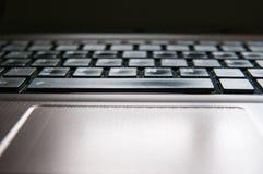 tangentbordbärbar dator Arkivfoton