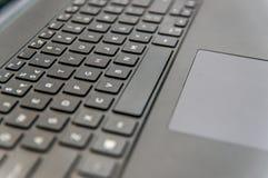 tangentbordbärbar dator arkivfoto