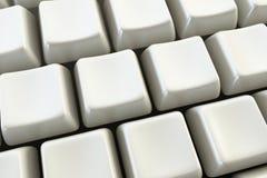 tangentbordet letters white royaltyfri illustrationer