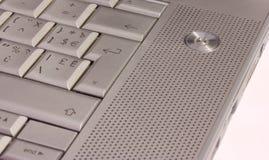 Tangentbordknappar arkivbild