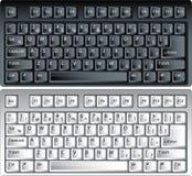 tangentbordPCvektor Arkivfoton