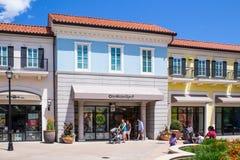 Tanger-Direktverkauf-Mall-Rotwild-Park NY Lizenzfreies Stockbild