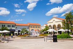 Tanger Factory Outlet Mall Royalty Free Stock Photos